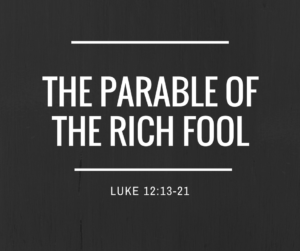 the-parable-of-the-rich-fool