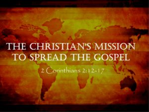 the-christians-mission-to-spread-the-gospel